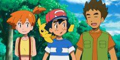 Brock e Misty tornano insieme ad Ash