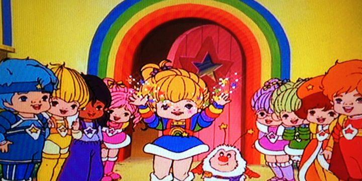 Rainbow Brite: La serie animata di Iridella