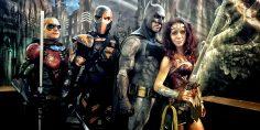 Gotham Shadows DC Universe Detachment
