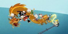 Ducktales arriva dal 26/11 ecco la sigla!