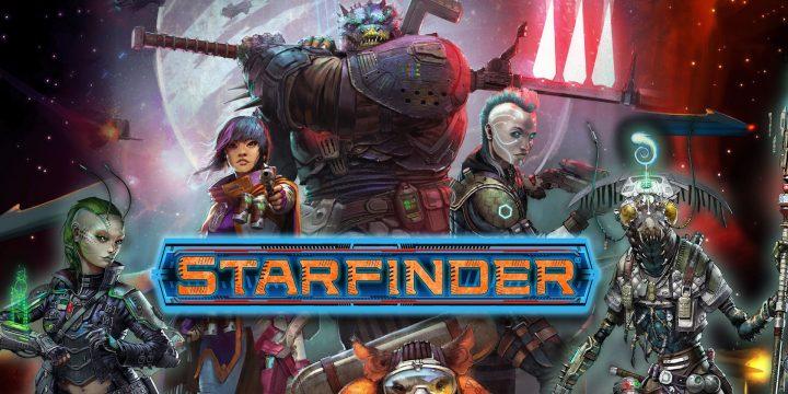 Il crowdfunding per Starfinder
