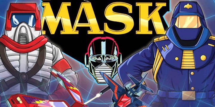 "Mobile Armored Strike Kommand aka ""M.A.S.K."""