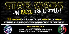 Star Wars un balzo tra le stelle