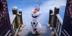 Due clip dal contenuto speciale del Le Avventure di Olaf