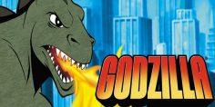 Godzilla animated series
