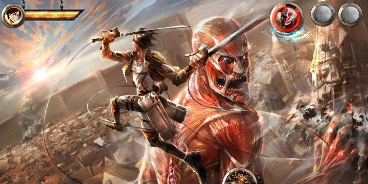 Attack on Titan 2: nel 2018 su PS4