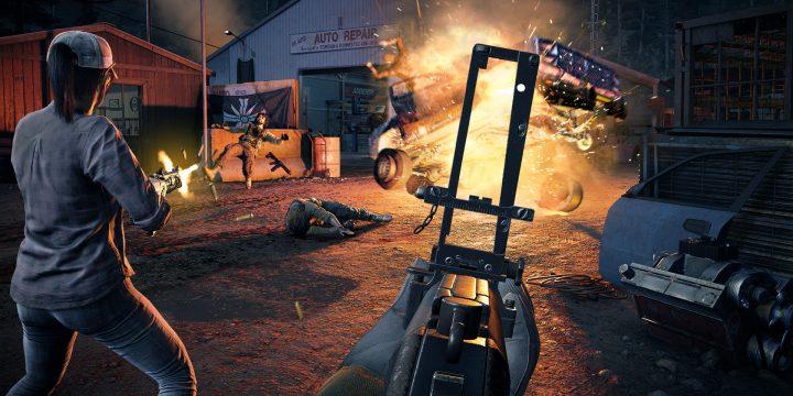 """News da Far Cry5: """"Amici Mercenari"""""""