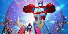Transformers animation movie