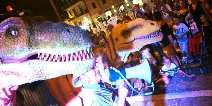Dinosaur Show Live Experience a Roma