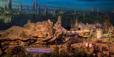 Disneyland: Star Wars Galaxy's Edge