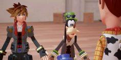 Kingdom Hearts 3 – D23 Expo