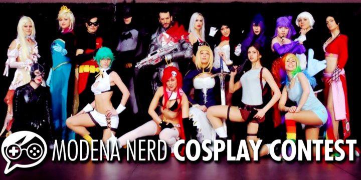 Cosplay Contest @ Modena Nerd