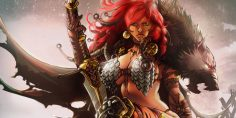 Red Sonja, la diavolessa con la spada