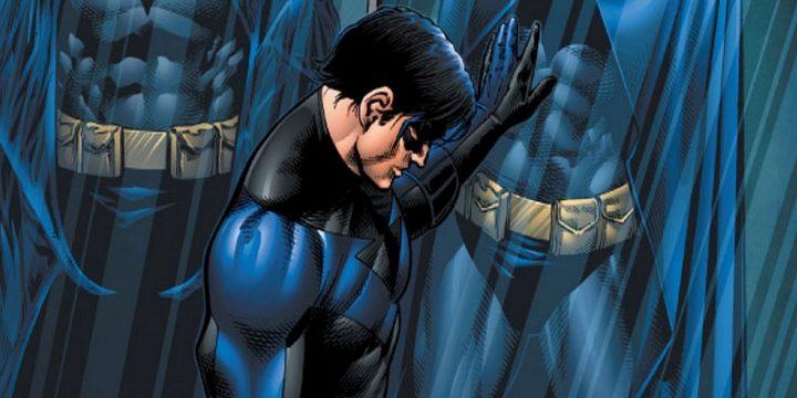 Chris McKay immagina il suo Nightwing