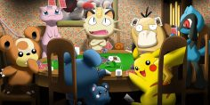 Pokémon al cinema nel 2018!