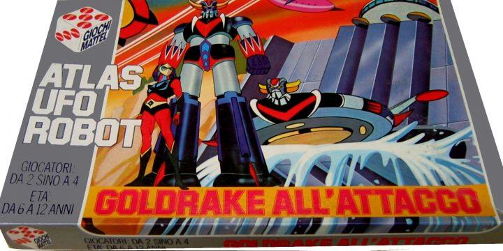 Goldrake all'attacco!