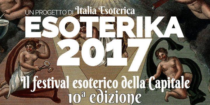 Esoterika 2017 a Parco Leonardo