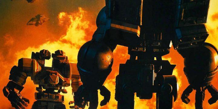 Robot Jox: botte da orbi tra robot!