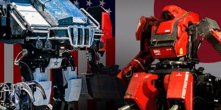 Oggi è il giorno della Battaglia dei Robot