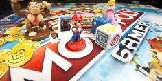 Super Mario in Monopoly Gamer