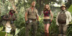 Jumanji – Welcome to the Jungle: il Trailer
