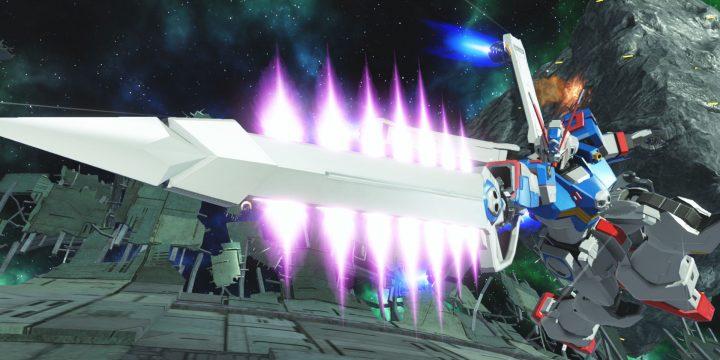 Gundam Versus arriva il 29 Settembre