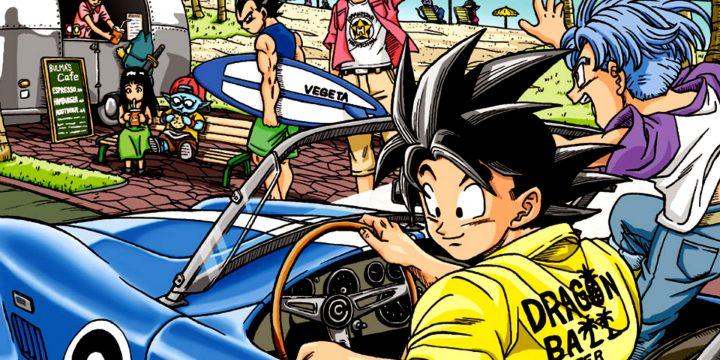Dragon Ball Super 3: Ritorno al futuro