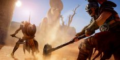 Assassin's Creed Origins tour a Roma e Milano
