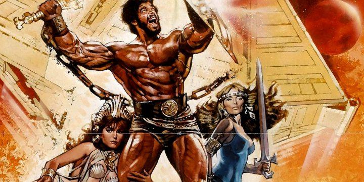 L'Hercules di Lou Ferrigno