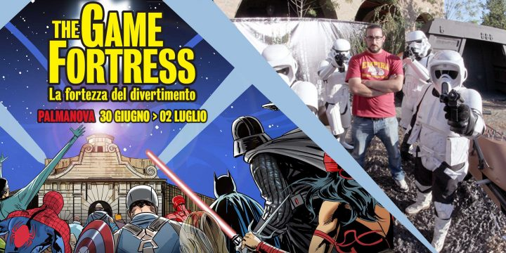 Star Wars a The Game Fortress