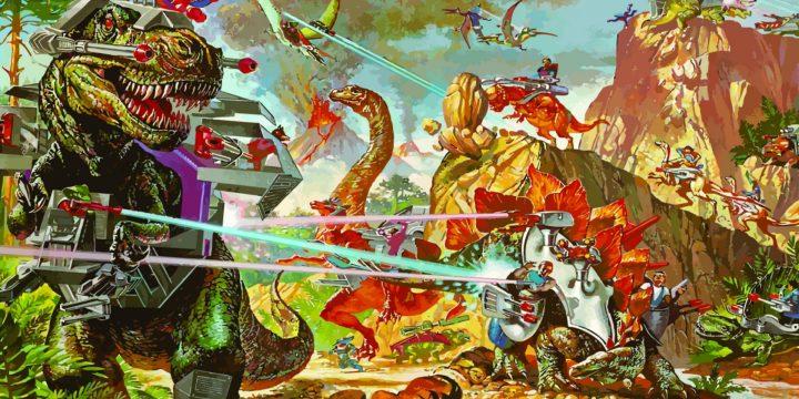 Dino-Riders animated series