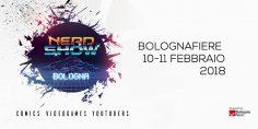 Nerd Show Bologna 2017