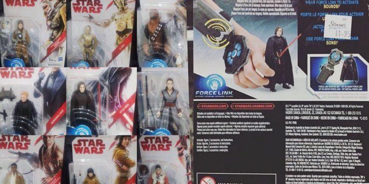 Lo Star Wars Force Link