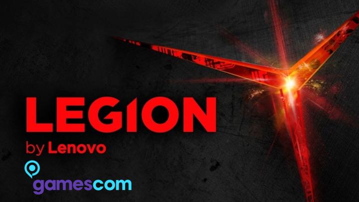 Lenovo Legion: i prodotti del Gamescom 2017