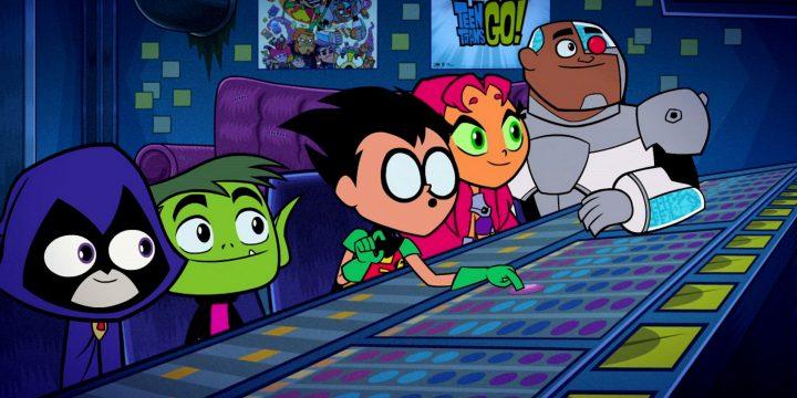 I nuovi episodi di Teen Titans Go!