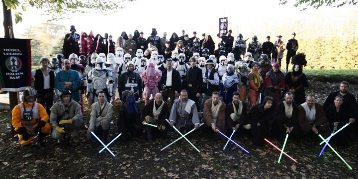 Star Wars Cosplay Contest