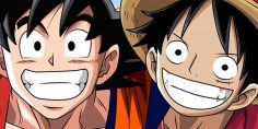 One piece & Dragon Ball due Super Anime Special in vista