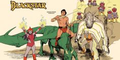 Blackstar animated series
