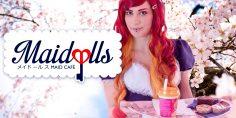 Team Royal Maidolls Maid Cafè, un sondaggio universatario