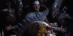 Alien vs. Predator – Fire And Stone
