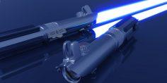 All'asta la spada laser di Luke Skywalker