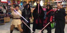 SWDay al Disney Store