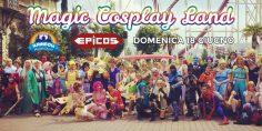 Magic Cosplay Land @ Rainbow Magicland