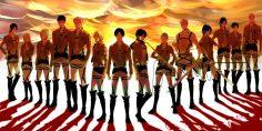 Attack on Titan: la prima serie in cinque minuti