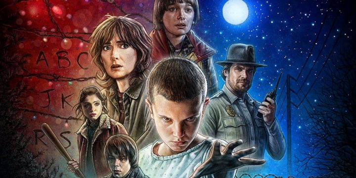 Parallelo tra Stranger Things ed Elfen Lied