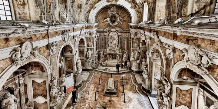 La Cappella di S. Severo e del Principe Raimondo de'Sangro