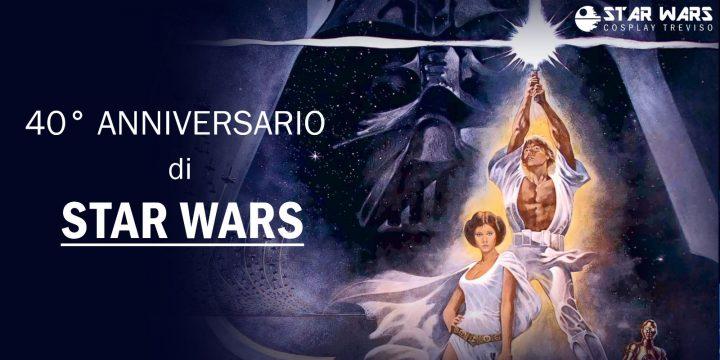 Star Wars Cosplay Treviso: 40 anni di SW