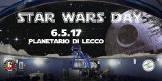 Star Wars Day al Planetario di Lecco