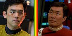 Sulu loves Sulu: la strana polemica arcobaleno