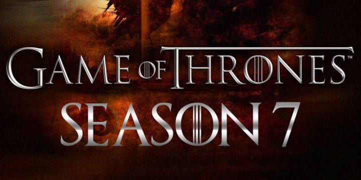 Game of Throne, ci vediamo ad Agosto 2017